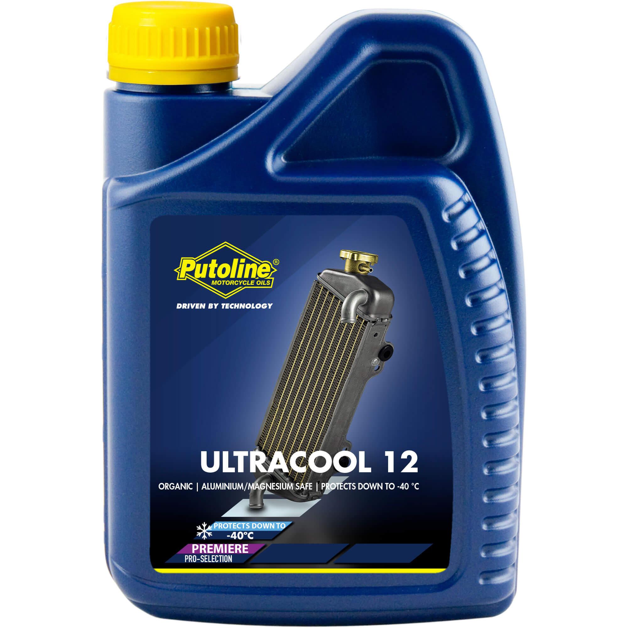 1L Liquide de refroidissement Putoline Ultracool 12