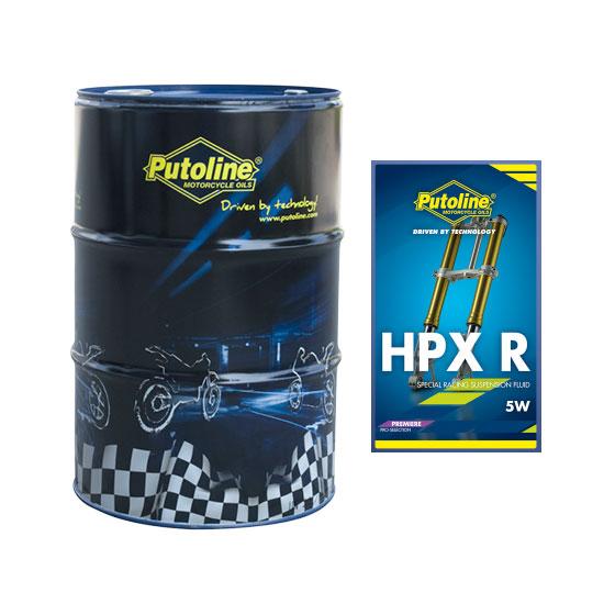 60L Fût H. fourche Putoline HPX R 5W