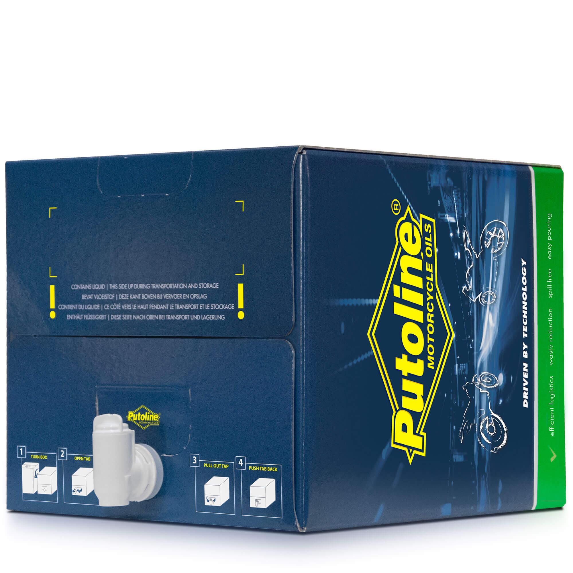 20L H. moteur 2 Tps Synthétique Putoline MX 9