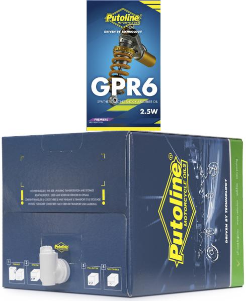 20 L BiB Putoline GPR 6 2.5W