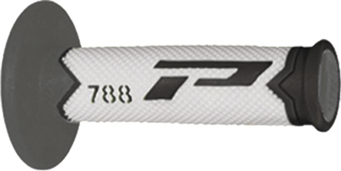Poignées 788 Noir/Blanc/Titanium 22/25
