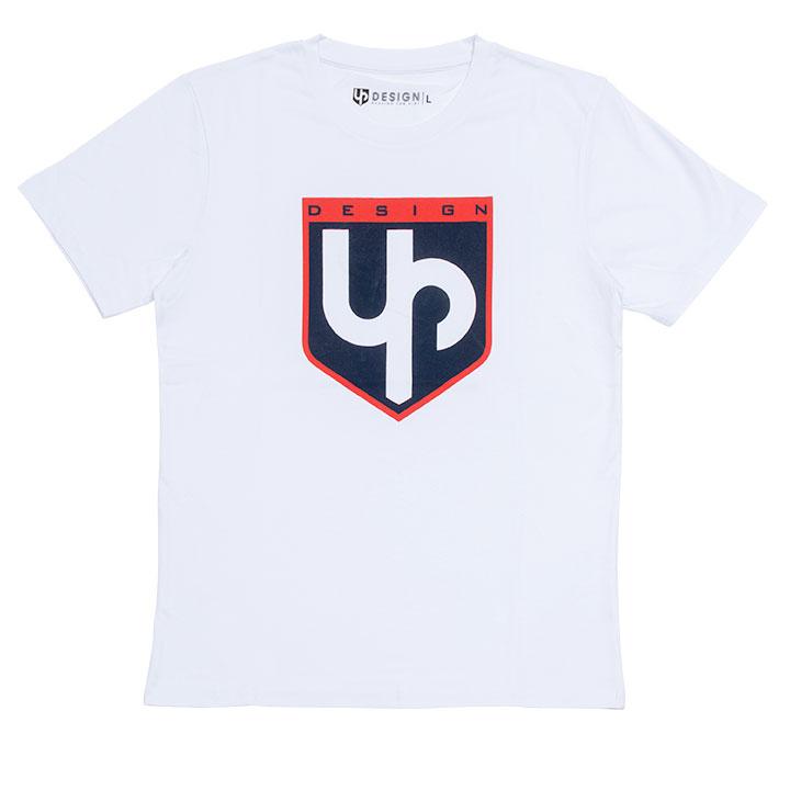 Tee-shirt UP MC Blanc L