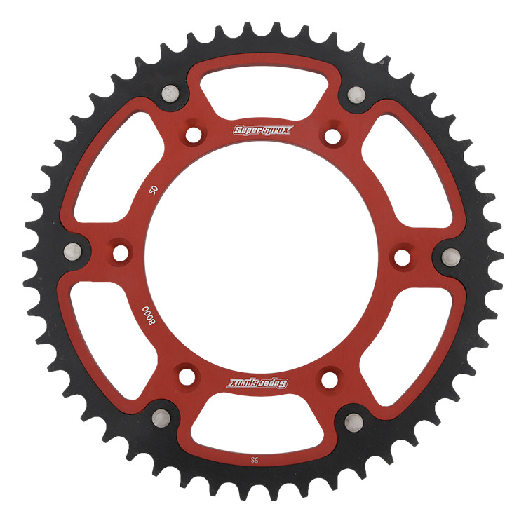 Couronne SPX STEALTH RST-8000:50-ROUGE