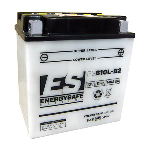 BATTERIE ES ESB10L-B2 12V/11AH Pack Acide Inclus