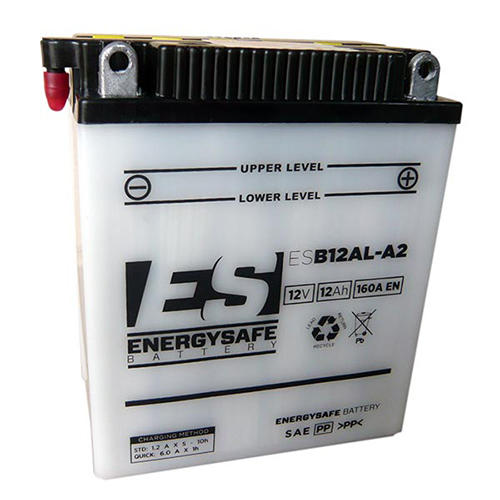 BATTERIE ES ESB12AL-A2 12V/12AH Pack Acide Inclus