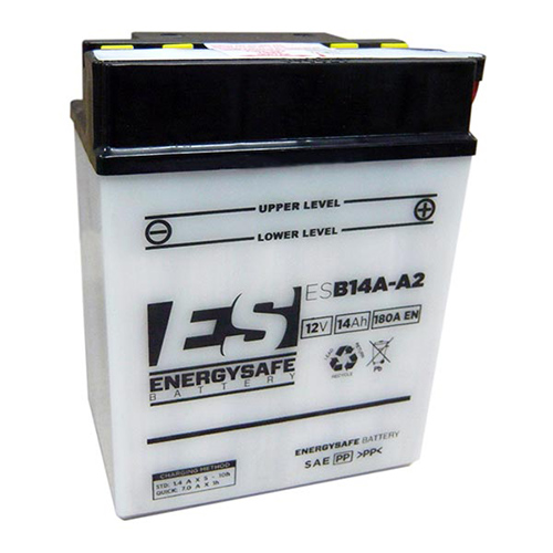 BATTERIE ES ESB14-A2 12V/14AH Pack Acide Inclus