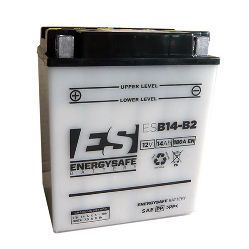 BATTERIE ES ESB14-B2 12V/14AH Pack Acide Inclus