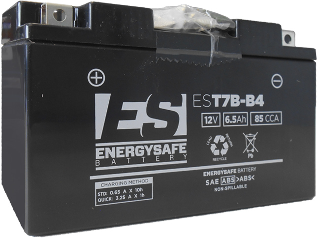 BATTERIE ENERGY SAFE EST7B-4