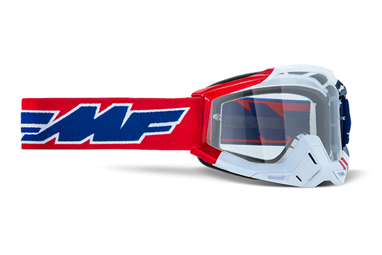 FMF POWERBOMB Masque US of A - écran tranparent