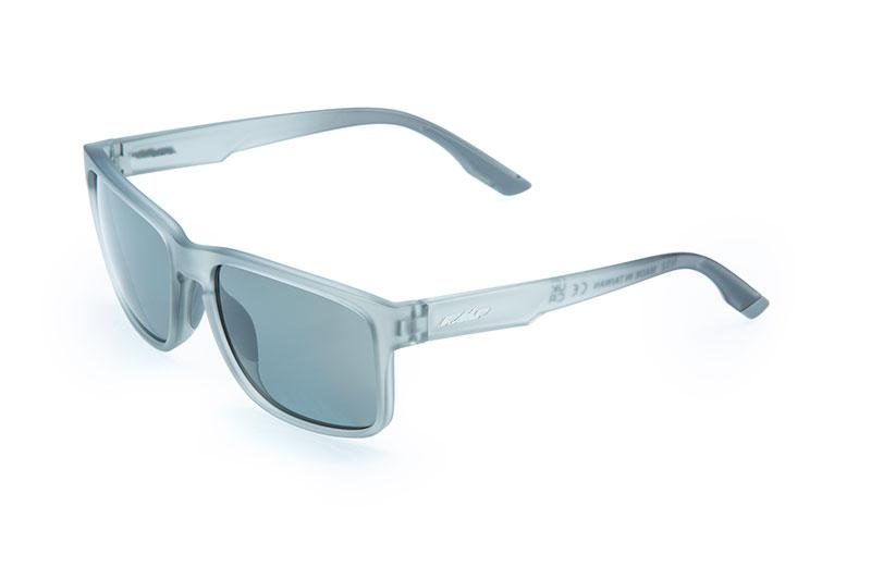 FMF GEARS Lunettes de soleil Matte Crystal Smoke - Grey Pola