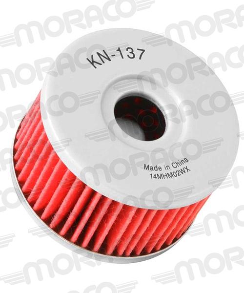K&N Filtre huile KN-137