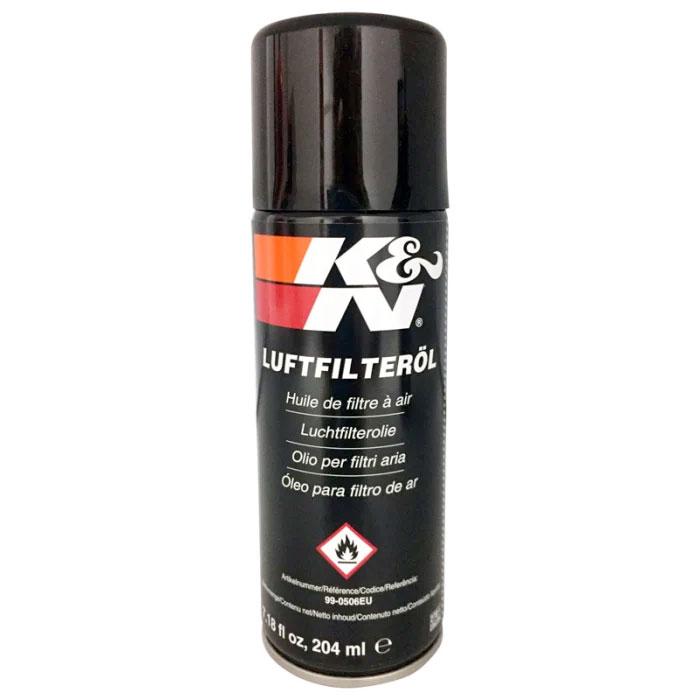 Huile filtres à air K&N 192ml