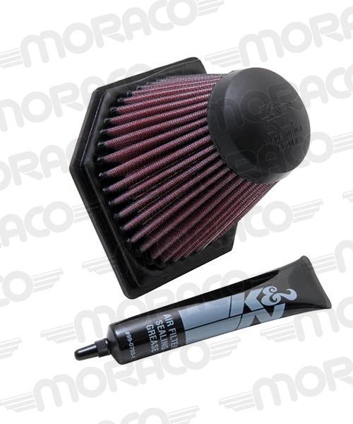 K&N Filtre air BMW K1200R, 05-07/K1200S, 05-08