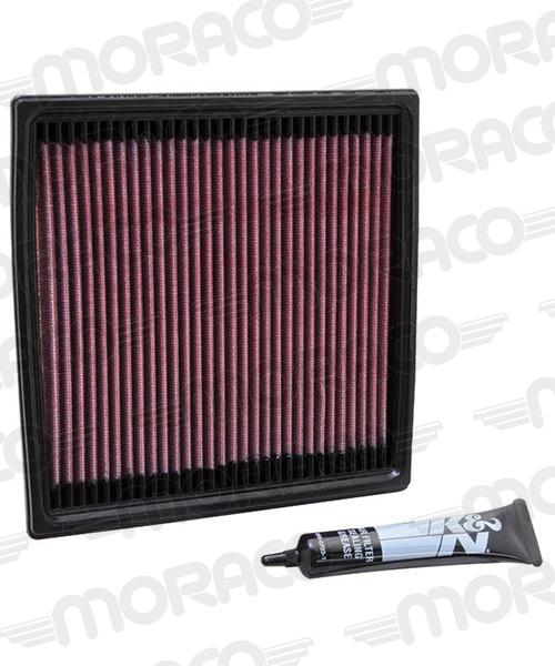 K&N Filtre air DUCATI 750 PASO 87-88, 900SS 91-02
