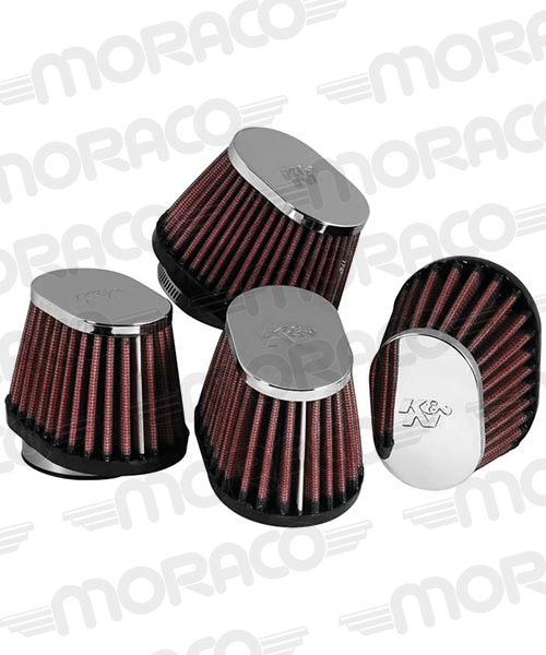 K&N Filtre air (4) 2''FLG,3 X 4''B,2 X 3''T,2-3/4'