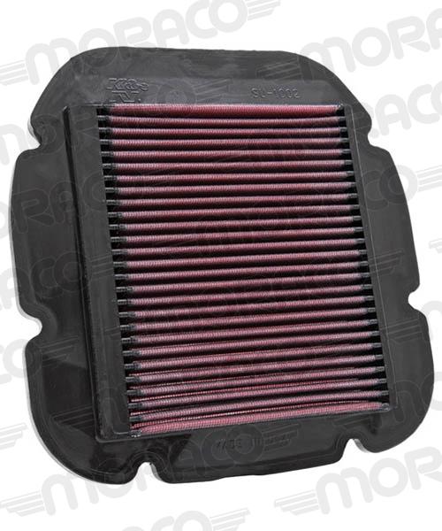 K&N Filtre air SUZUKI DL650/DL1000 V-STROM 02-09