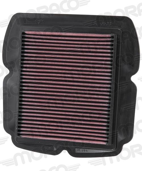 K&N Filtre air SUZUKI SV650/S 03-09, SV1000/S 03-0