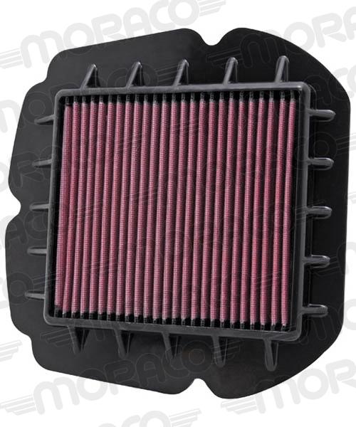 K&N Filtre air SUZUKI GFV650 GLADIUS 09-10