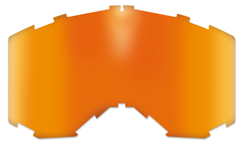 Ecran AKA Orange injecté + pins