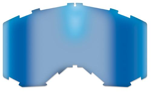 Ecran AKA Bleu mirroir injecté + pins