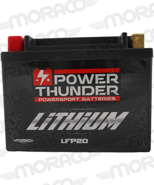 Batterie LFP20 Lithium Power Thunder