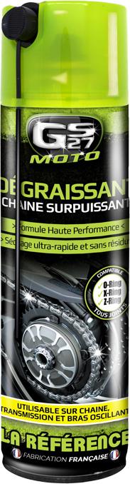 Dégraissant Chaîne Surpuissant 500 ml GS27 (6)