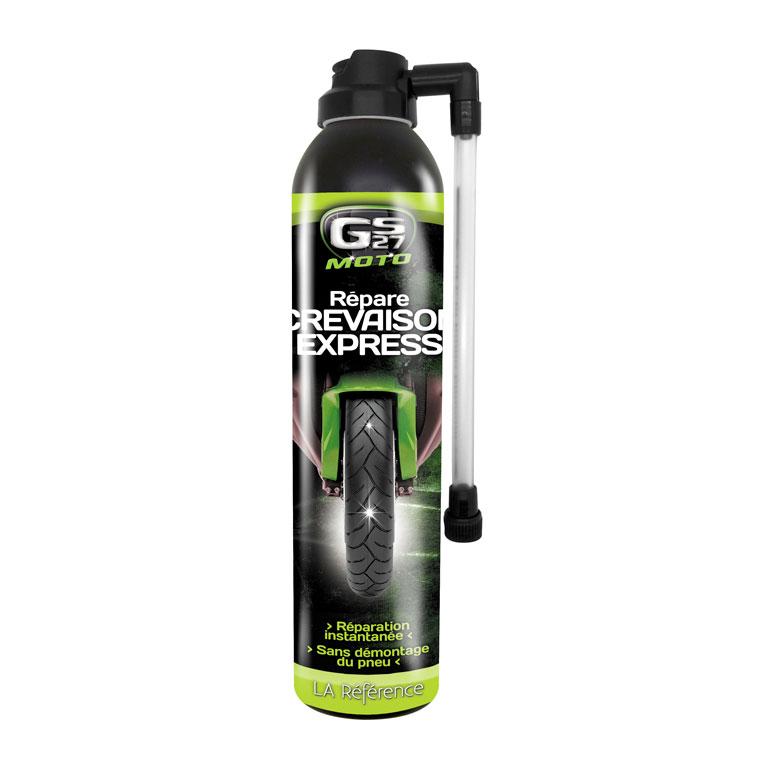 Répare crevaison express 300 ml GS27