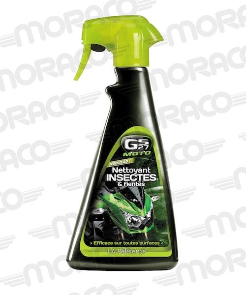 Nettoyant insectes et fientes GS27