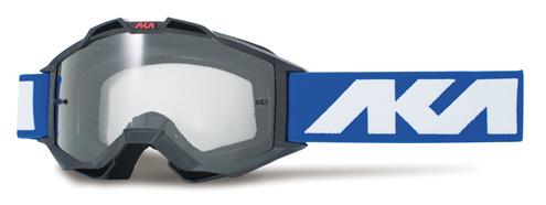 Masque AKA Vortika Sport Noir, bleu