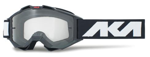 Masque AKA Vortika Sport Noir, noir