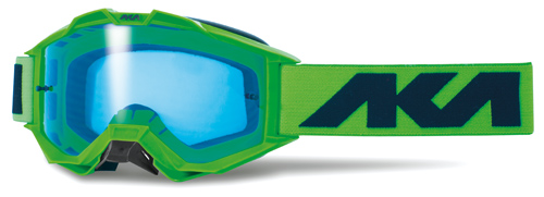 Destockage Masque AKA Vortika Pro Vert, vert