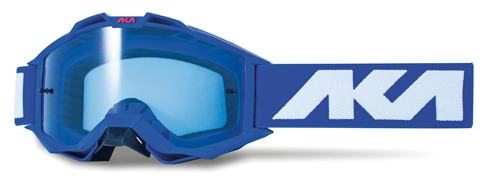 Destockage Masque AKA Vortika Pro Bleu, bleu