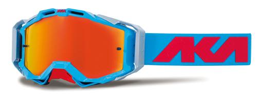 Masque AKA Magnetika Bleu, alu, bleu