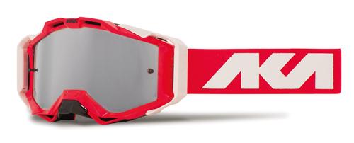 Destockage Masque AKA Magnetika Rouge, blanc, rouge