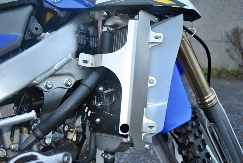 Protection De Radiateur UP Yamaha MX1345