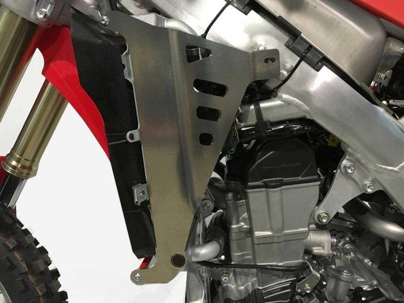 Protection De Radiateur UP Honda MX1417