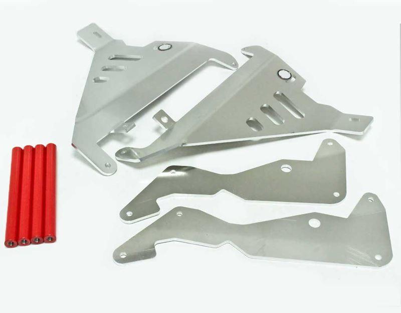 Protection De Radiateur UP Honda MX1478