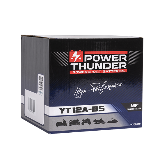 Batterie Power Thunder YT12A-BS