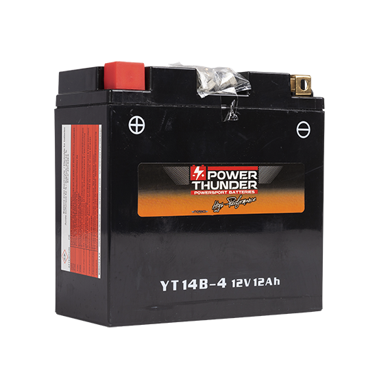 Batterie Power Thunder YT14B-4