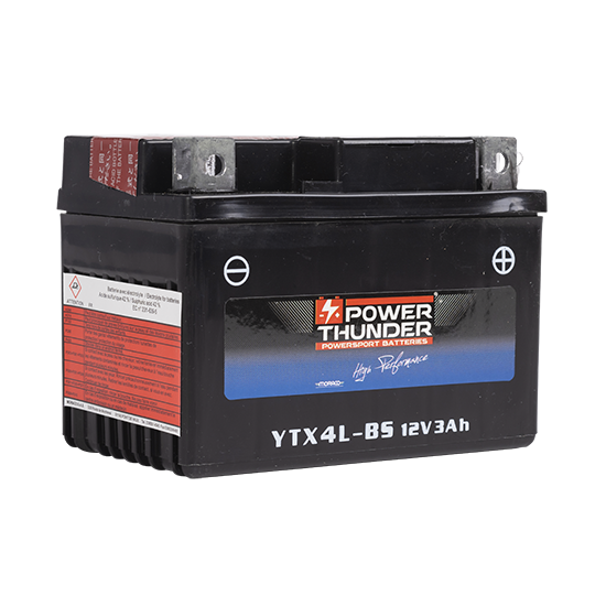 Batterie Power Thunder YTX4L-BS