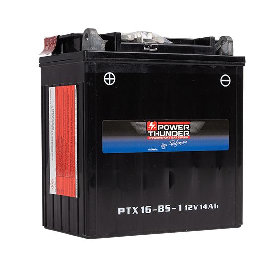 Batterie Power Thunder YTX16-BS-1