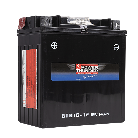 Batterie Power Thunder YTH16-12 (YTX16-BS)