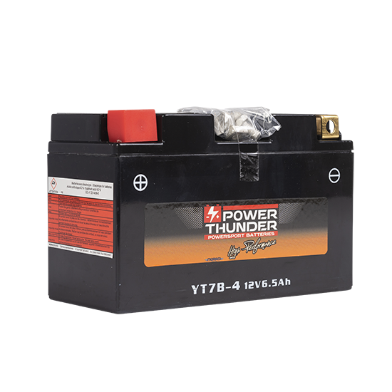 Batterie Power Thunder YT7B-4