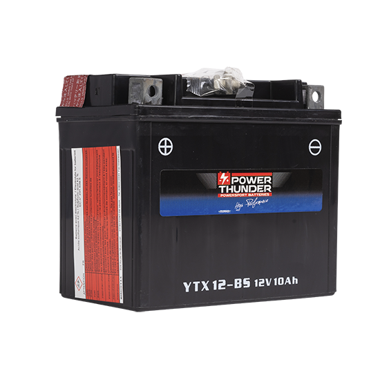 Batterie Power Thunder YTX12-BS