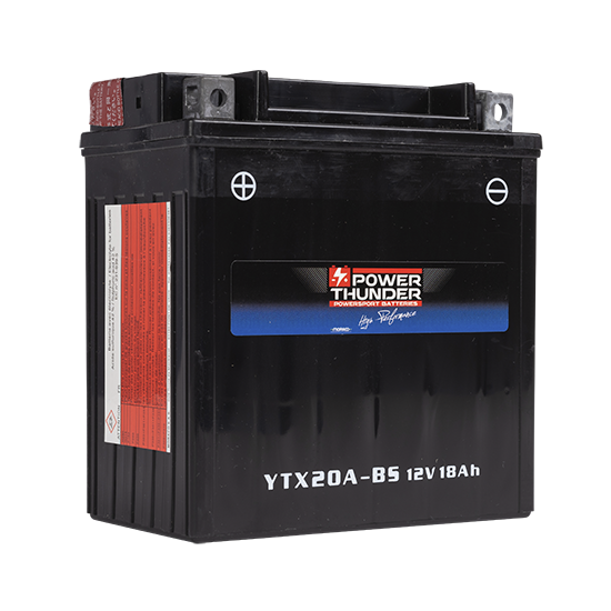 Batterie Power Thunder GTX20A-BS
