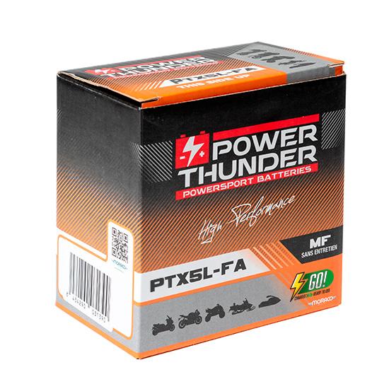 BATTERIE POWER-THUNDER YTX5L (FA)