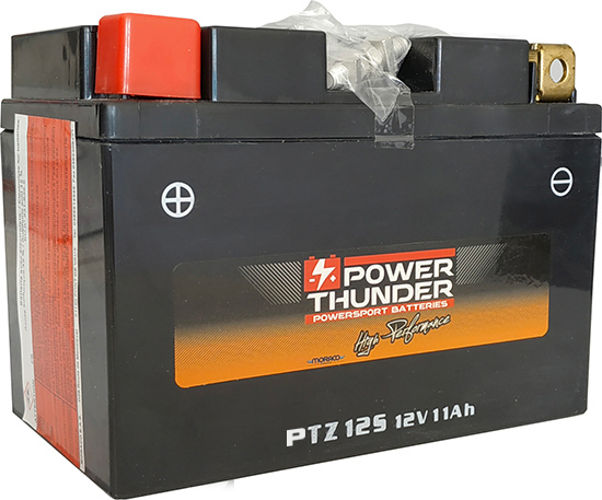 Batterie Power Thunder YTZ12S