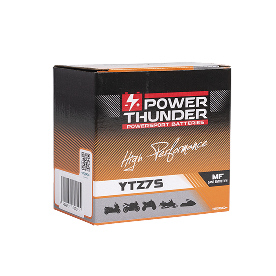Batterie Power Thunder YTZ7S