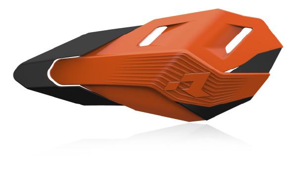RHP3ENDARNR0 Protège mains HP3 kit montage inclus orange