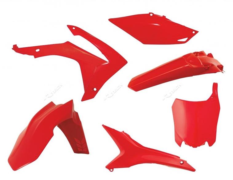 RKITCRFRS0517 Kits plastique Honda Rouge